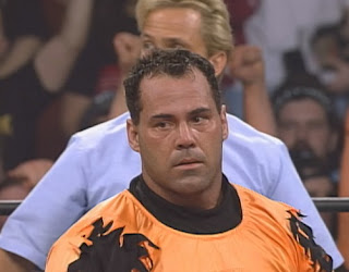 WCW Slamboree 1998 Review - Dean Malenko won a cruiserweight battle royal dressed as Ciclope