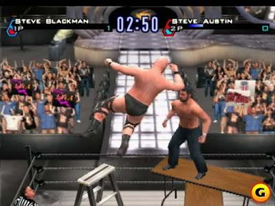 Download WWF Smack Down just Bring it Game setup