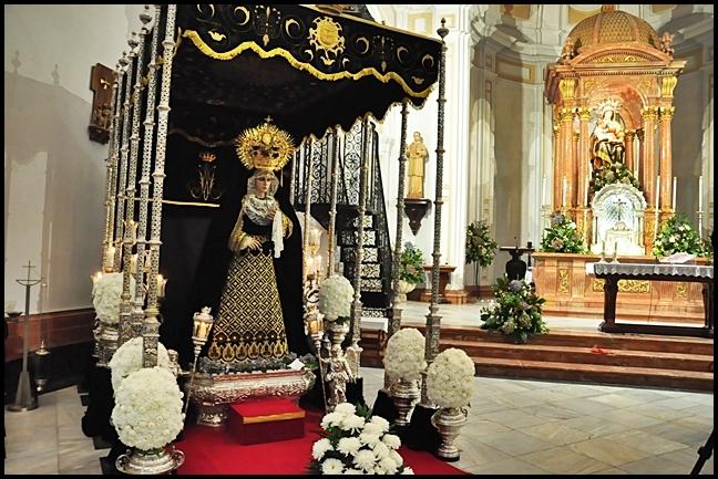 Resultado de imagen de procesion de hermandad de la mision de sevilla