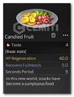 candied fruit lifeafter