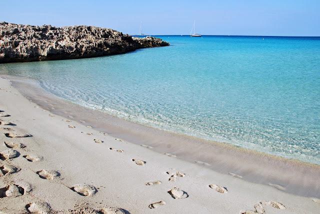 Praia Illetes, Formentera