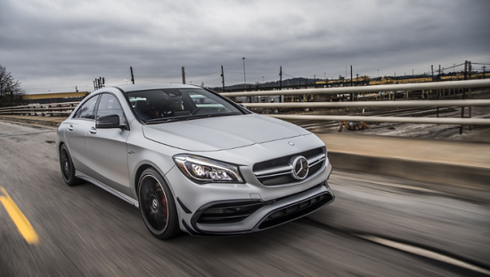 2020 Mercedes-Benz CLA-Class Redesign Preview