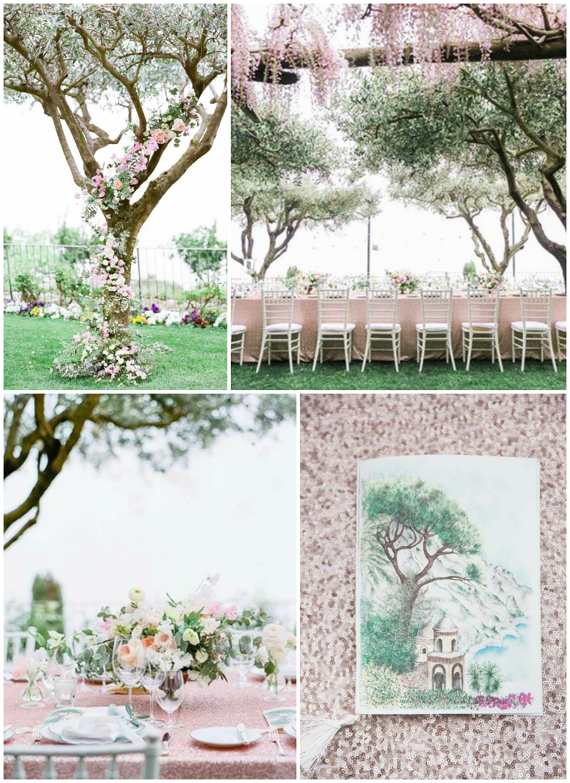 Wedding nature by Habitan2 | Haz que la naturaleza forme parte de la decoración de tu evento