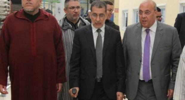 رئيس الحكومة يتفقد وحدة صناعية لإنتاج الأعمدة الكهربائية بأكادير