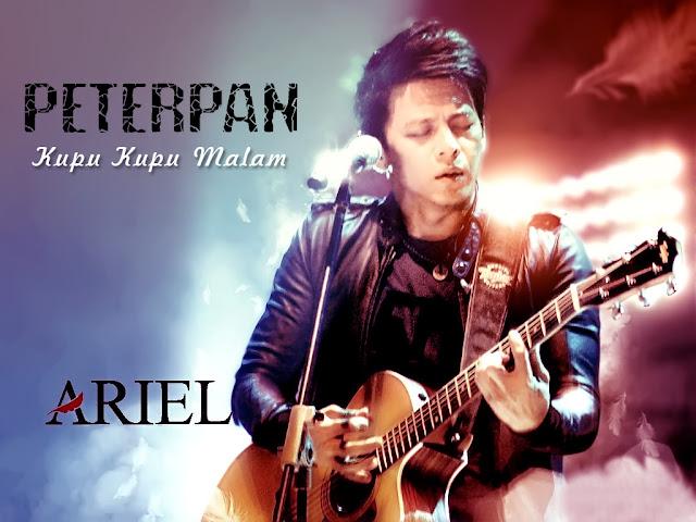 Chord Gitar PETERPAN - Kupu Kupu Malam