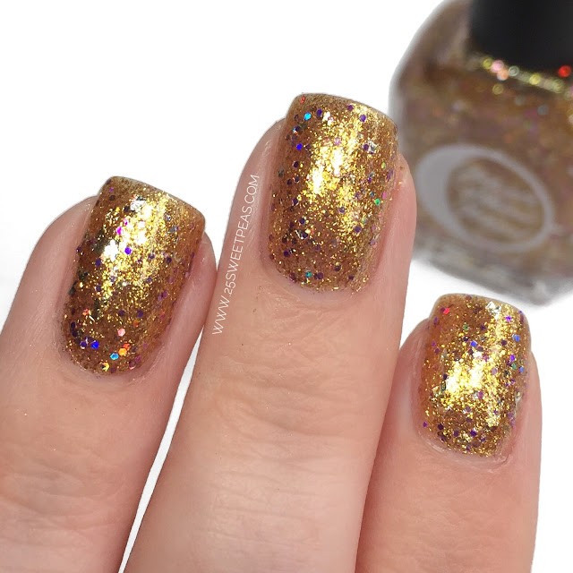 Moon Shine Mani Honors Stars Are Here