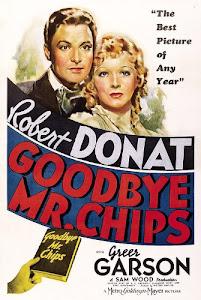 Goodbye, Mr. Chips Poster