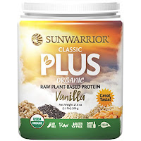Sunwarrior Classic Plus Protein Vanilla Review