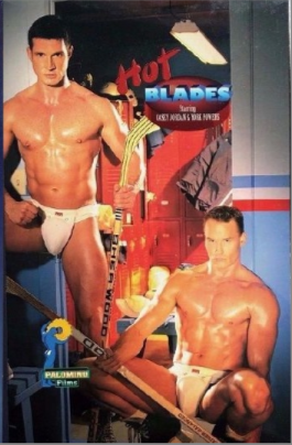 Hot Blades Cover Front