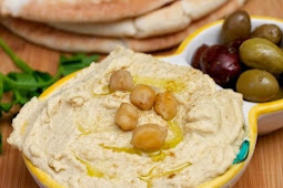 The Best Rich Homemade Hummus