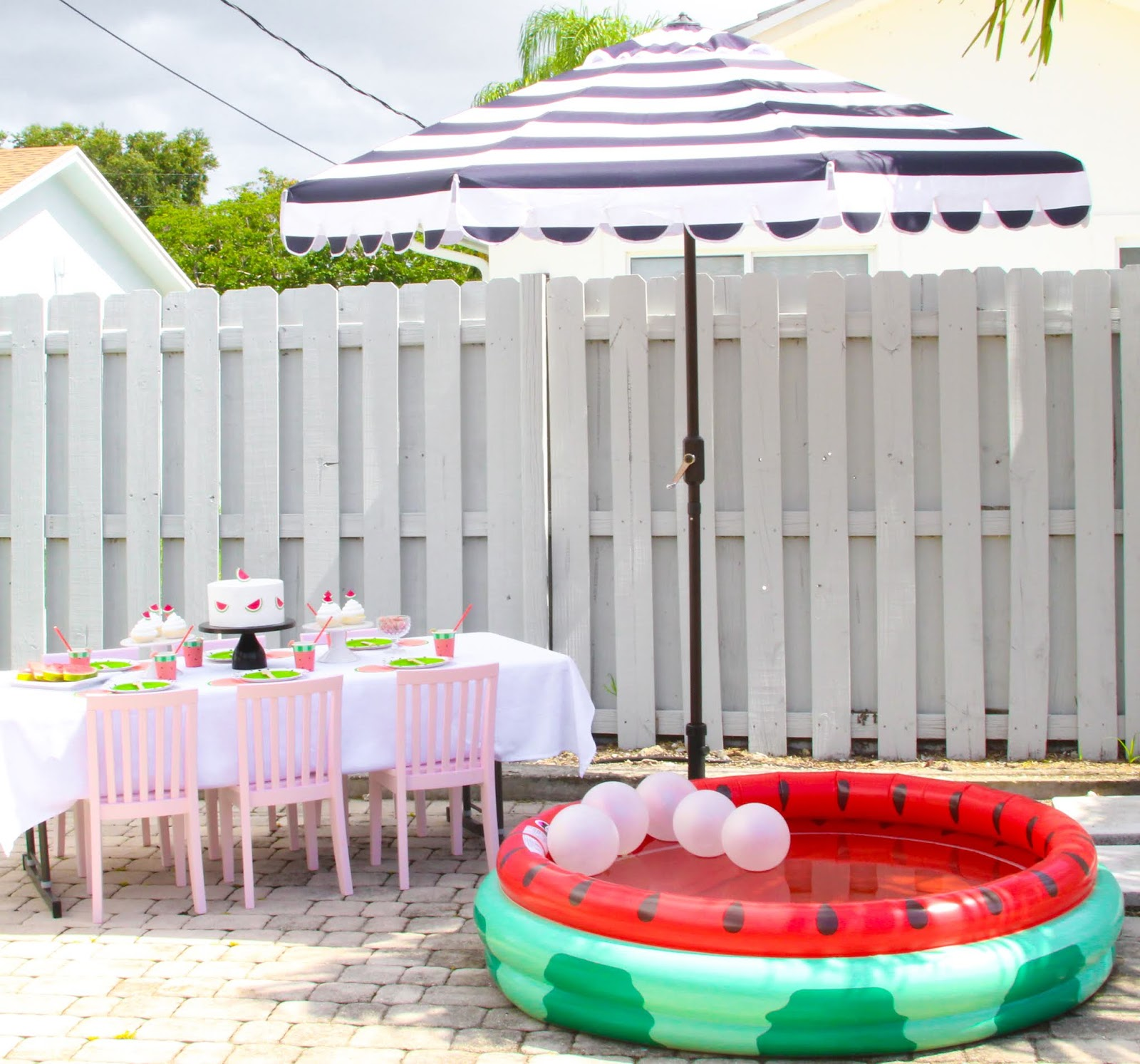 3 Steps to an Easy Summer Birthday Party | Celebration Stylist ...