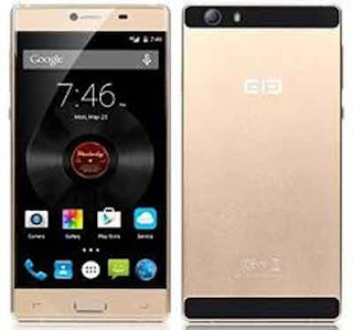 Elephone P8000 64 Bit Android Smartphone Gold