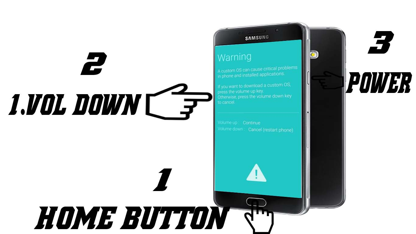 SAMSUNG GALAXY J5 2016 (SM-J510FN) FLASH REPAIR FIRMWARE