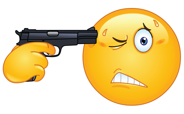 I've had it.. :P | Symbols & Emoticons