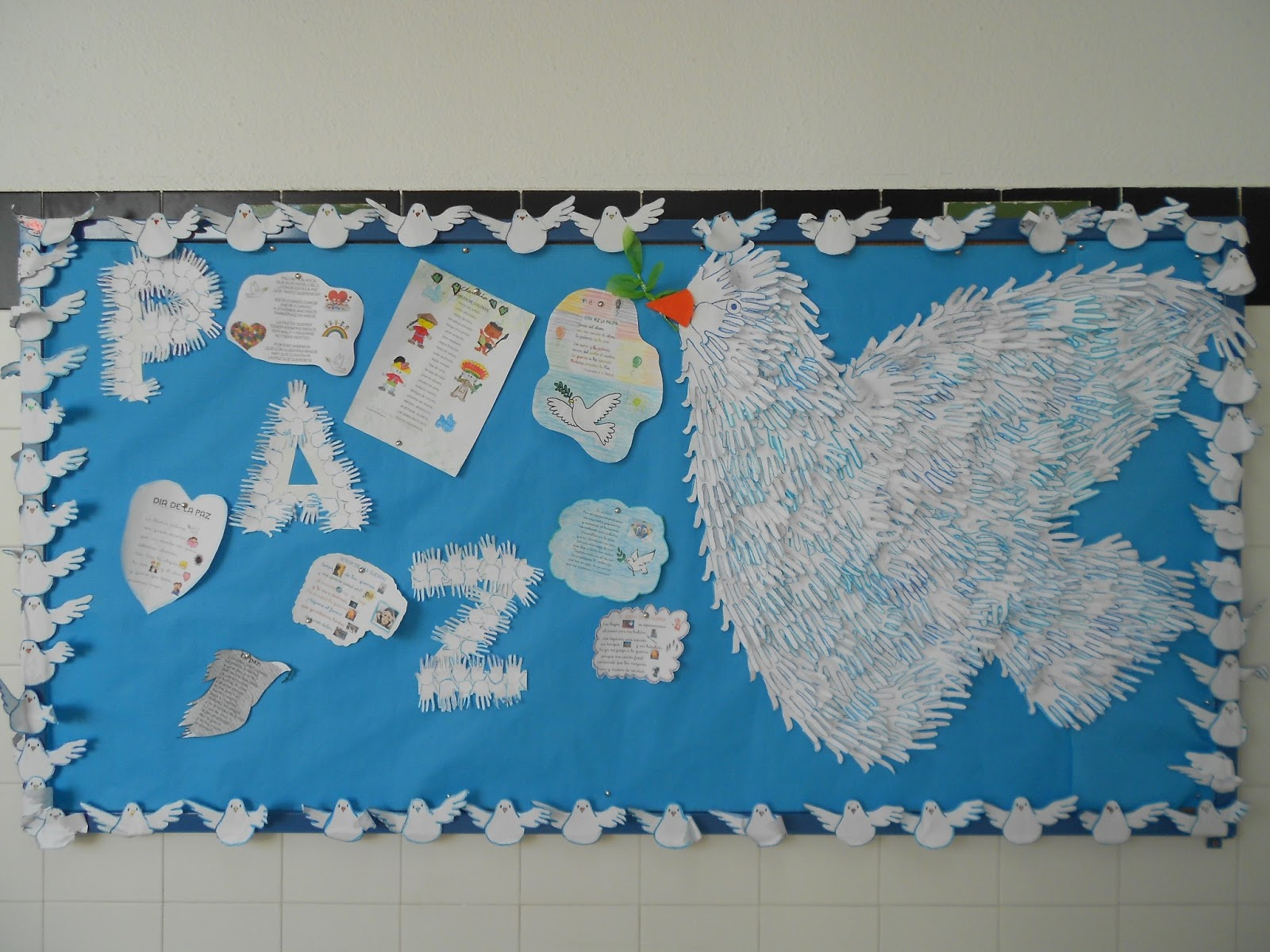 Rincón De Infantil Día De La Paz: El Rincón De Raquelita: Día De La Paz