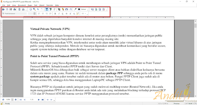 Edit PDF Semudah Mengetik di MS.Word-anditii.web.id