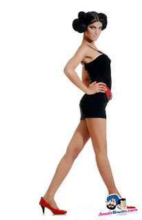 Kanchan Tomar Sexy Legs