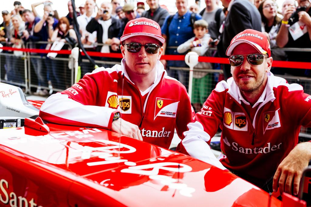 150e221a20fb5 (8 7 2016) – Con uno stringato comunicato la Ferrari ha annunciato la  conferma di Kimi Raikkonen anche per il 2017  qualche riga in più per il  nuovo ...