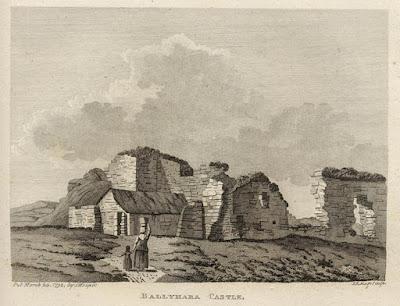 ballyhara castle scarlet o'hara