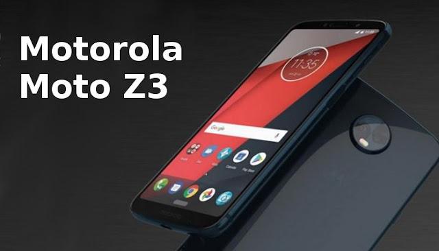 Motorola Moto Z3 Play características y precio