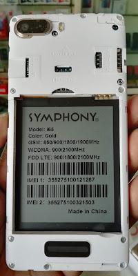 Symphony i65 Frp Bypass