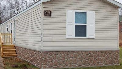 Insulated Mobile Home Skirting