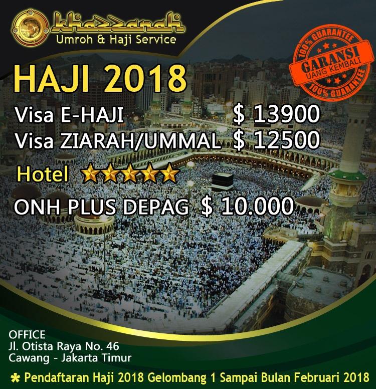 Travel Haji Khazzanah tour