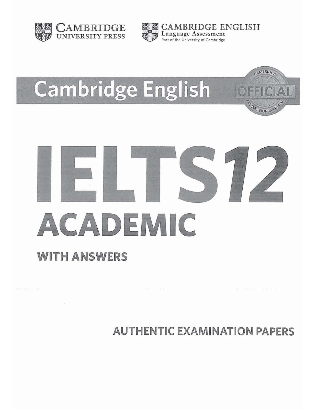Answer cambridge ielts pdf 4 key