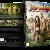 Capa DVD Jumanji: Bem-Vindo à Selva