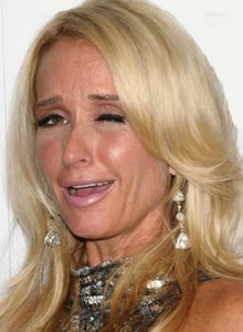 Kim Richards no cumplira carcel