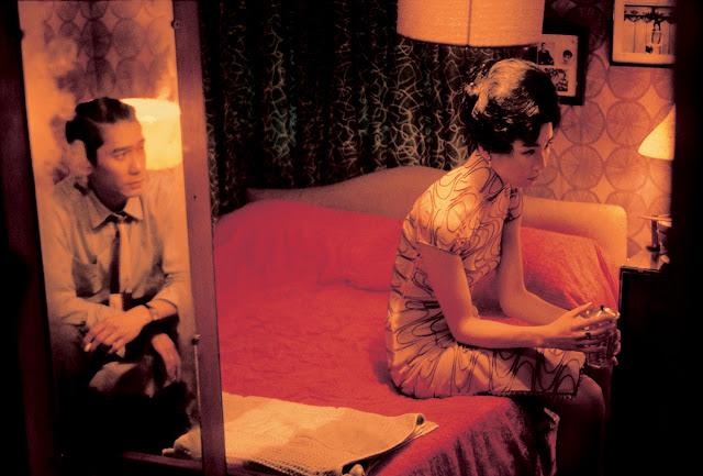 «Любовное настроение», режиссёр Вонг Кар-Вай