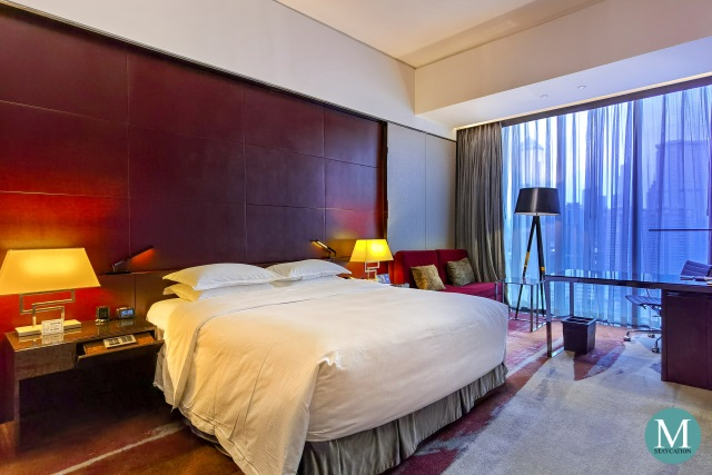 Hilton Guestroom at Hilton Guangzhou Tianhe in China