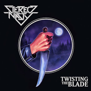 "Stereo Nasty - ""Twisting the Blade"" (album)"