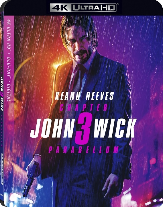 John Wick: Chapter 3 - Parabellum 4K (2019) Ultra HD Blu-ray Review