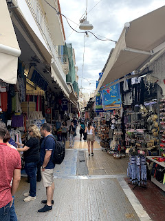 Monastiraki Flea Market of Athens