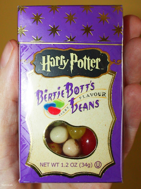 bonbons Berties crochu de Harry Potter