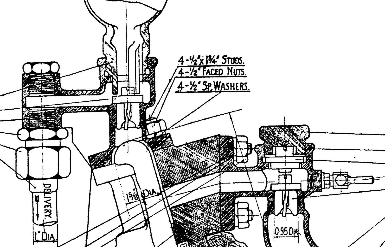 Sentinel Steam Loco Trailing Engine S Boiler Feed Pump