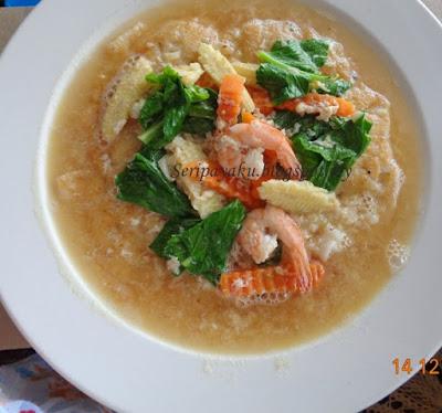 Resepi Kuey Teow Kung Fu Azie Kitchen