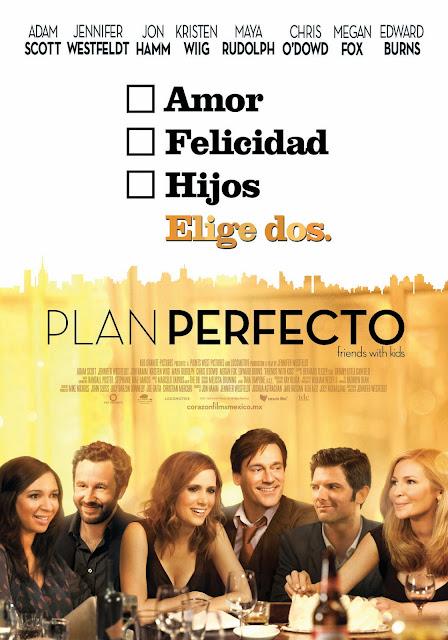 plan perfecto poster