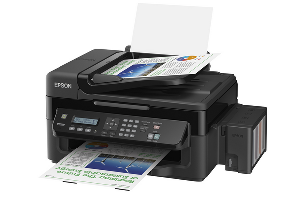 Epson L550 Resetter Free Download