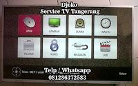 service tv lg tangereang