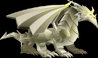 Dragón Origami