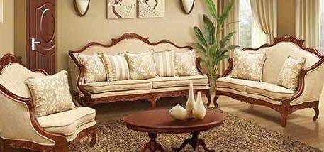Harga Kursi Sofa Kayu Jati Jepara Ruang Tamu Dan Keluarga
