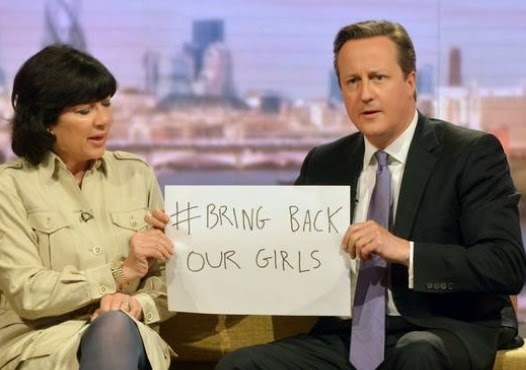 david cameron bringbackourgirls