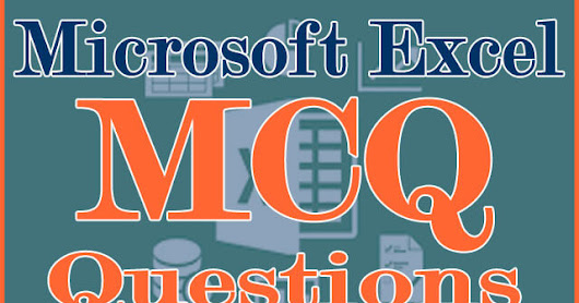 MS Excel MCQ | Microsoft Excel Questions and answers #151 to #200