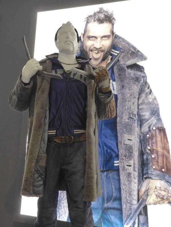 Suicide Squad Captain Boomerang movie costume