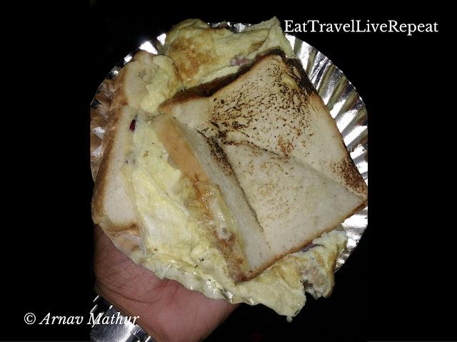 24 hour McLeodganj foodtrail - Omlet