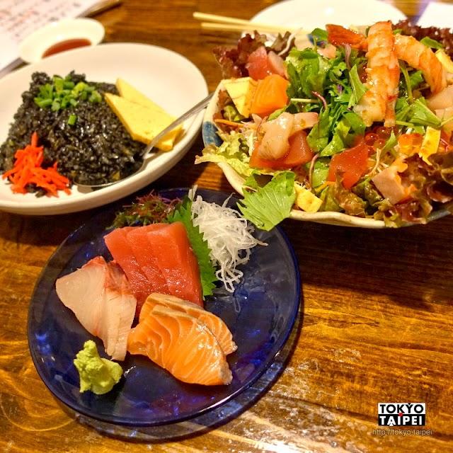 【琉球亭】濱海公路上的居酒屋餐廳 沖繩在地料理新鮮又美味
