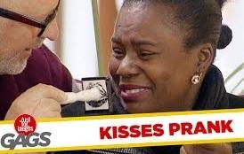 Women Caught Kissing Paralyzed Patient!
