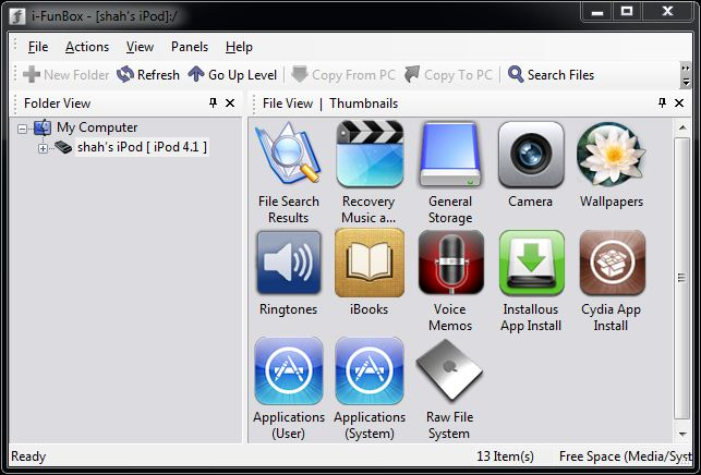 Easy Manner To Install Deb File On Idevices